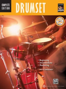 Drumset Method Complete: Book, CD & DVD