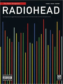 Radiohead: The Piano Songbook - Piano/Vocal/Guitar