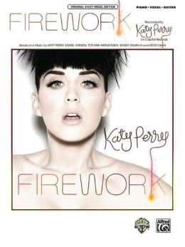 Firework: Piano/Vocal/Guitar, Sheet
