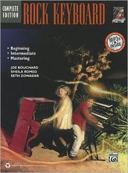 Rock Keyboard Method Complete: Book & CD