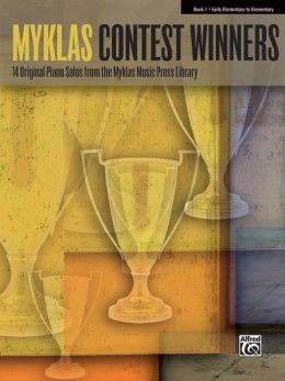 Myklas Contest Winners, Bk 1: 14 Original Piano Solos from the Myklas Music Press Library
