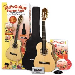 Kid's Guitar Course 1: Everything You Need to Play Today!, Book, Enhanced CD, DVD & Guitar Boxed Set