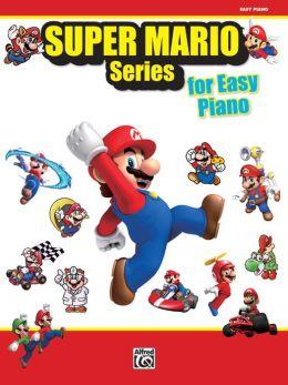 Super Mario Series for Piano: Easy Piano