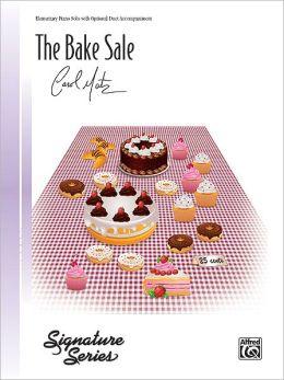 The Bake Sale: Sheet