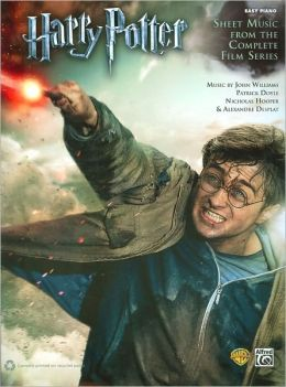 Harry Potter - Sheet Music from the Complete Film Series: Easy Piano (Sheet Music from the Complete Film Series