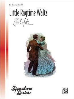 Little Ragtime Waltz: Sheet