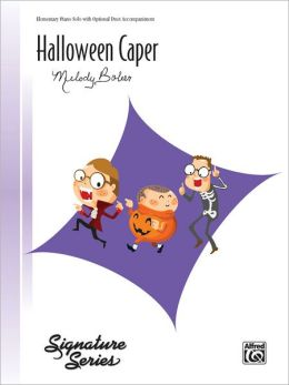 Halloween Caper: Sheet