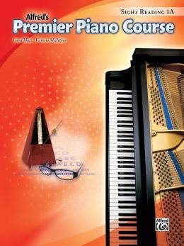 Premier Piano Course -- Sight-Reading: Level 1A