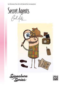Secret Agents: Sheet