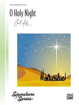 O Holy Night: Sheet