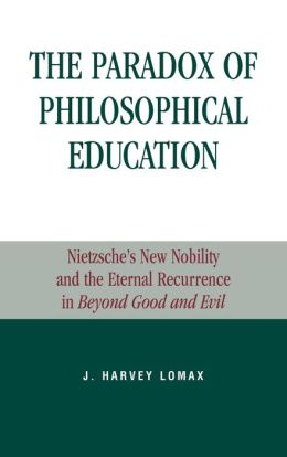 Paradox Of Philosophical Education