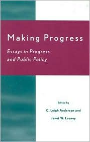 Progress and Public Policy