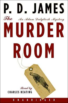 The Murder Room (Adam Dalgliesh Series #12)