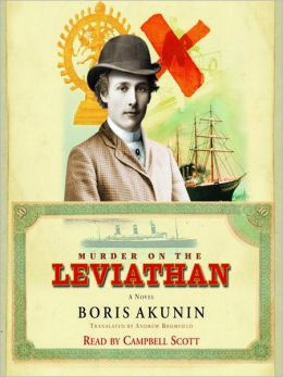 Murder on the Leviathan (Левиафан) - Boris Akunin
