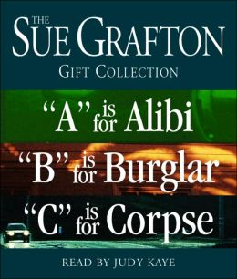The Sue Grafton ABC Gift Collection: A is for Alibi, B is for Burglar, C is for Corpse