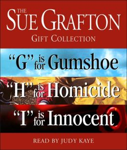 The Sue Grafton GHI Gift Collection: G is for Gumshoe, H is for Homicide, I is for Innocent