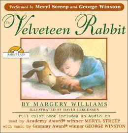 Velveteen Rabbit: Book and CD