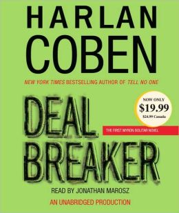 Deal Breaker (Myron Bolitar Series #1)