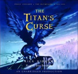 The Titan's Curse (Percy Jackson and the Olympians Series #3)