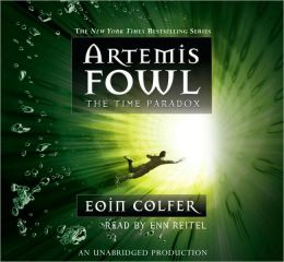 Artemis Fowl; The Time Paradox