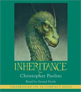 Inheritance (Inheritance Cycle Series #4)