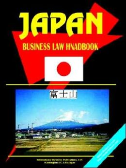 Japan Business Law Handbook