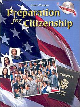 Steck-Vaughn Preparation for Citizenship: Student Workbook Grade 2 - UP Preparation for Citizenship
