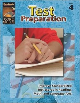 Core Skills Test Preparation, Grade 4