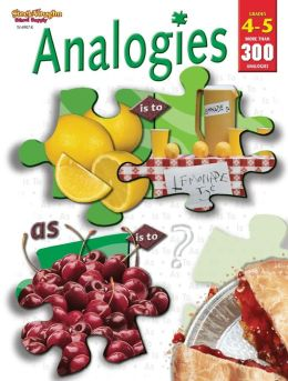 Analogies: Reproducible Grades 4-5