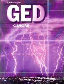 Steck-Vaughn GED, Spanish: Student Edition Ciencias