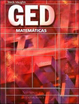 Steck-Vaughn GED, Spanish: Student Edition Mathematics