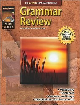 Core Skills: Grammar Review: Reproducible