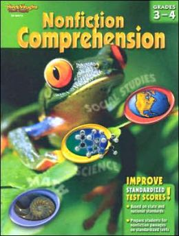 Nonfiction Comprehension: Reproducible Grades 3-4