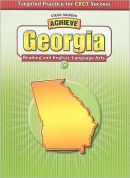 Achieve Georgia English/Language Arts Grade 5: Targeted Practice for CRCT Success (Student Edition)