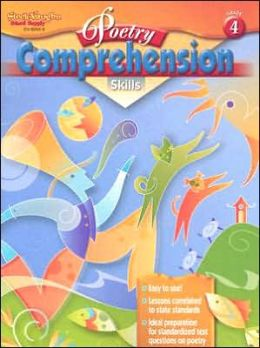 Poetry Comprehension Skills: Reproducible Grade 4