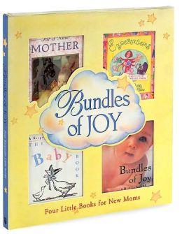 Bundles of Joy: Four Little Books for New Moms (Take Four Series)
