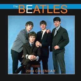 2004 The Beatles Wall Calendar