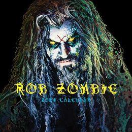 2004 Rob Zombie Wall Calendar