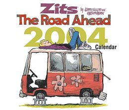 2004 Zits The Road Ahead Daily Boxed Calendar