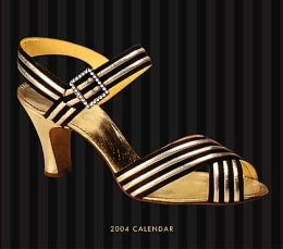2004 Shoes Weekly Engagement Calendar