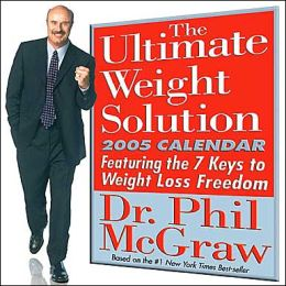 2005 Dr. Phil McGraw Ultimate Weight Solution Box Calendar