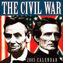 2005 Civil War Box Calendar