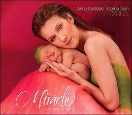 2005 Anne Geddes & Celine Dion - Miracle Box Calendar