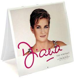 2005 Diana - The Portrait Wall Calendar