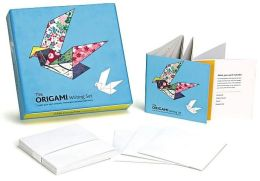 The Origami Writing Set: Create Own Uniquely Memorable Personal Stationary