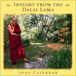 2006 Insight from the Dalai Lama Box Calendar