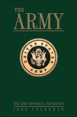 2006 Army Engagement Calendar