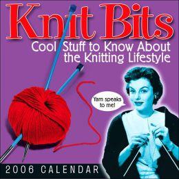 2006 Knit Bits Box Calendar