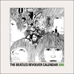 2006 The Beatles Wall Calendar