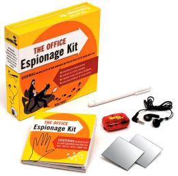 The Office Espionage Kit: Everything You Need to Spy on Your Coworkers and Find Out What They're Saying About You